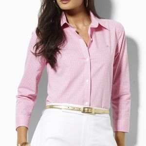 Ralph Lauren Gingham Shirt